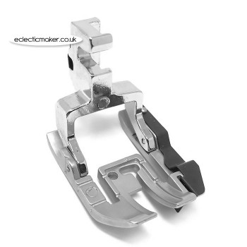 Janome AcuFeed 1/4 Inch Seam Foot - MC7700QCP / MC6600P Only