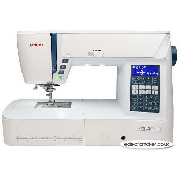 Janome Atelier 6 Sewing Machine