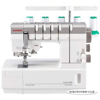 Janome CoverPro 3000P Cover Stitch Machine