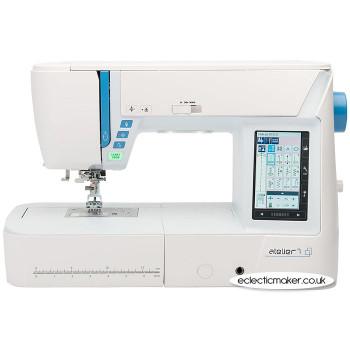 Janome Atelier 7 Sewing Machine