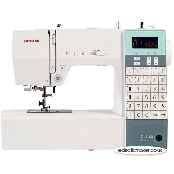 Janome DKS100 Special Edition Sewing Machine