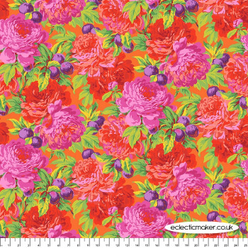 Philip Jacobs Fabric - Luscious in Pink