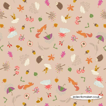 Lewis and Irene - Whatever the Weather - Autumn on Biscuit