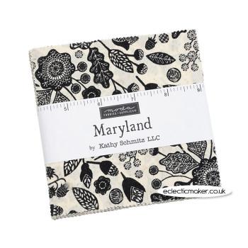 Moda Fabrics - Maryland - Charm Pack - Kathy Schmitz