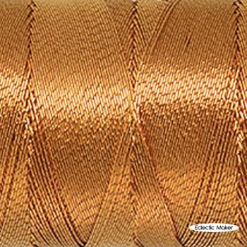 Metallic Thread - Copper Gold 1134