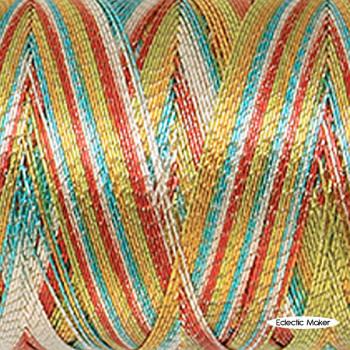 Metallic Thread - Jewel Multi 2004