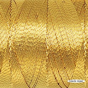 Metallic Thread - Inca Gold 2108