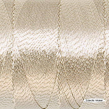 Metallic Thread - Silver 2701