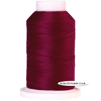 Seracor Overlock Thread - Pomegranate 0869