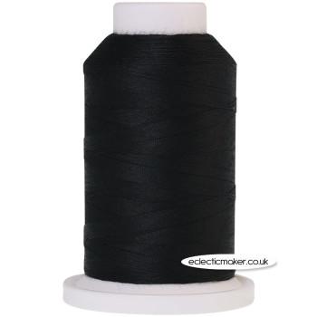 Seracor Overlock Thread - Black 4000