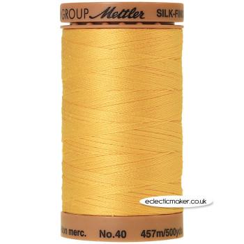 Silk-Finish Cotton 40 Thread - Summer Sun 0120 (Old 500)