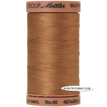 Silk-Finish Cotton 40 Thread - Dark Tan 0287 (Old 614)