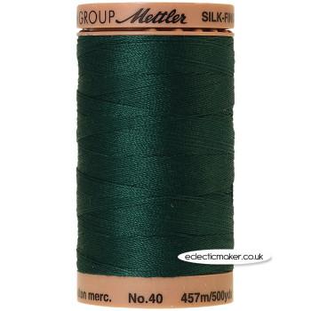 Silk-Finish Cotton 40 Thread - Swamp 0757 (Old No 850)