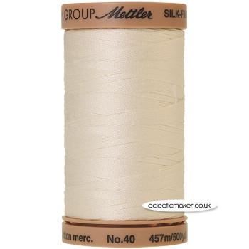 Silk-Finish Cotton 40 Thread - Muslin 0778 (Old No 004)