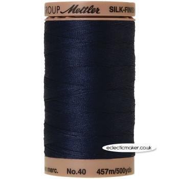 Silk-Finish Cotton 40 Thread - Navy 0825 (Old No 916)
