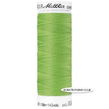 Mettler Seraflex - Elastic Thread - Bright Mint 0092