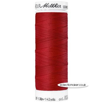 Mettler Seraflex - Elastic Thread - Country Red 0504