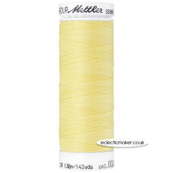 Mettler Seraflex - Elastic Thread - Daffodil 0141