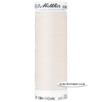 Mettler Seraflex - Elastic Thread - Eggshell 1000