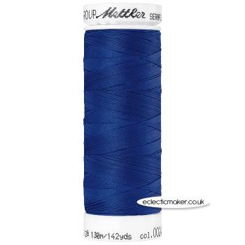 Mettler Seraflex - Elastic Thread - Fire Blue 1078