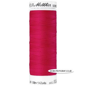 Mettler Seraflex - Elastic Thread - Fuschia 1421