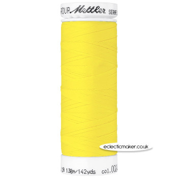 Mettler Seraflex - Elastic Thread - Lemon 3361