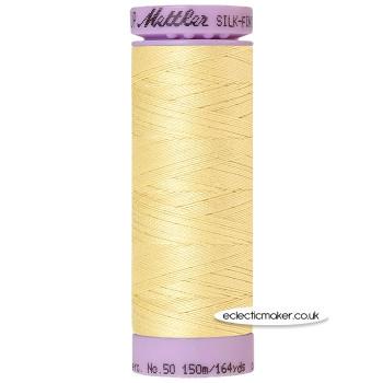 Mettler Cotton Thread - Silk-Finish 50 - Barewood 0114