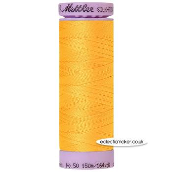 Mettler Cotton Thread - Silk-Finish 50 - Citrus 2522