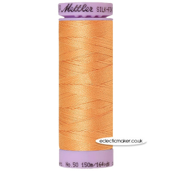 Mettler Cotton Thread - Silk-Finish 50 - Ivory 1172