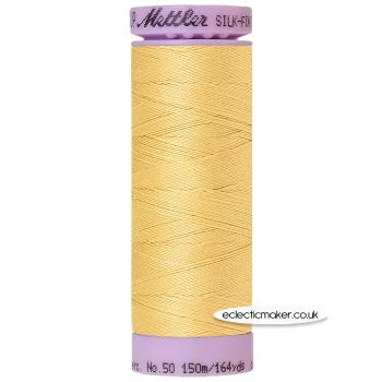 Mettler Cotton Thread - Silk-Finish 50 - Parchment 0140
