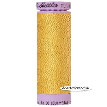 Mettler Cotton Thread - Silk-Finish 50 - Star Gold 0892