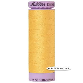 Mettler Cotton Thread - Silk-Finish 50 - Summersun 0120