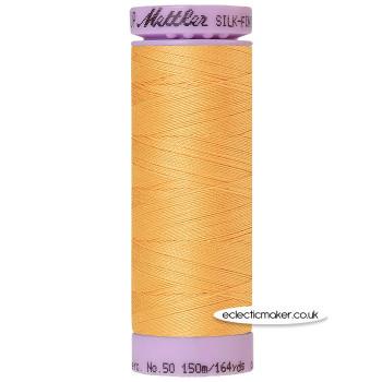 Mettler Cotton Thread - Silk-Finish 50 - Warm Apricot 1171