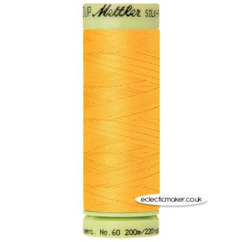 Mettler Cotton Thread - Silk-Finish 60 - Citrus 2522
