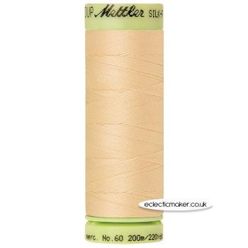 Mettler Cotton Thread - Silk-Finish 60 - Cornhusk 0130