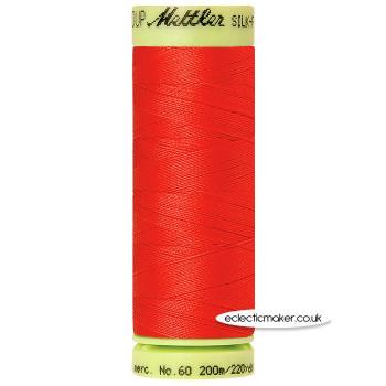 Mettler Cotton Thread - Silk-Finish 60 - Hibiscus 0510