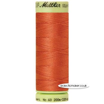 Mettler Cotton Thread - Silk-Finish 60 - Reddish Ocher 1288