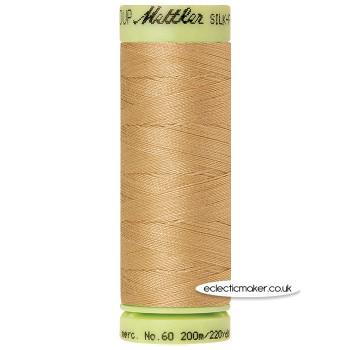 Mettler Cotton Thread - Silk-Finish 60 - Toast 1118