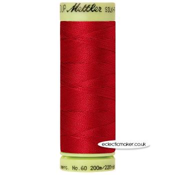 Mettler Cotton Thread - Silk-Finish 60 - Tulip 0629