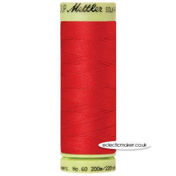 Mettler Cotton Thread - Silk-Finish 60 - Wildfire 0501