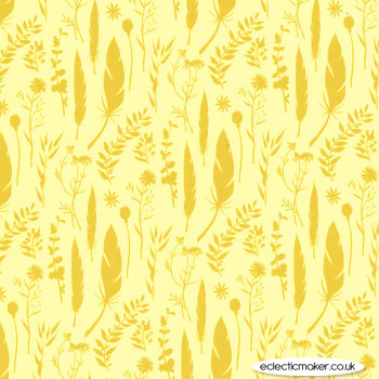 Michael Miller Fabric - Joy - Lost & Found in Daisy