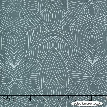 Moda Fabrics - Dwell in Possibility - Nouveau in Sky