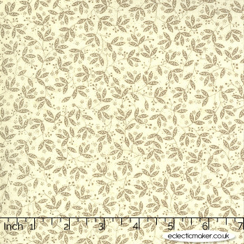 Moda Fabrics - Maryland - Trailing Vines in Linen