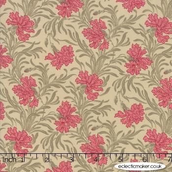 Moda Fabrics - Le Beau Papillon - Lysandra in Oyster