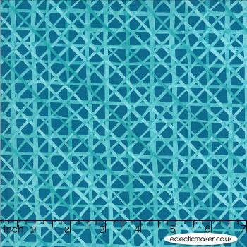 Moda Fabrics - Solana - Criss Cross on Horizon