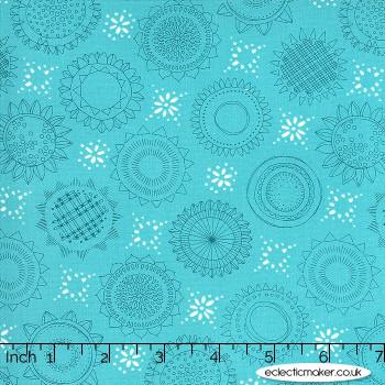 Moda Fabrics - Solana - Varietals on Pond