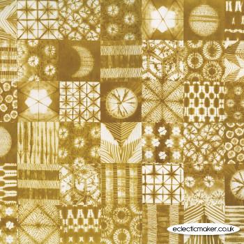 Moda Fabrics - Tochi Koraju Wara Fabric Panel