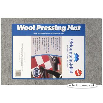 "Mountain Mist Wool Pressing Mat - 12"" x 18"""