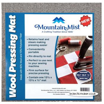 "Mountain Mist Wool Pressing Mat - 13.5"" x 13.5"""
