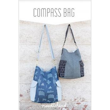 Noodlehead - Compass Bag Pattern